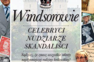 """Iwona Kienzler, autorka książki """"Windsorowie"""", gościem TVN24"""