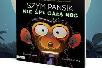 """""""Szym Pansik nie śpi całą noc"""" to obowiązkowa pozycja w każdej biblioteczce malucha ❤️"""