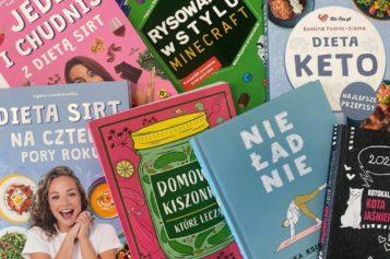 TOP 10 najpopularniejszych książek w WYDAWNICTWIE RM!