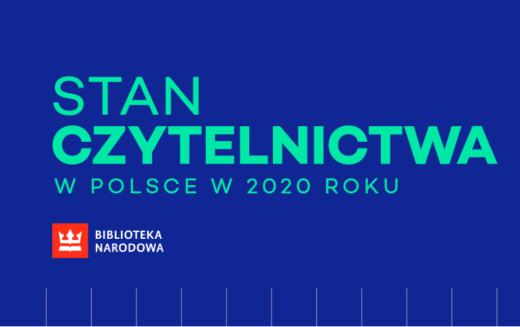 Raport BN: 42% Polaków czyta książki