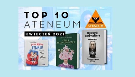 TOP 10 Ateneum – kwiecień 2021