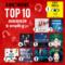 Lista TOP 10 audiobooków, e-booków i podcastów w aplikacji Empik Go w kwietniu