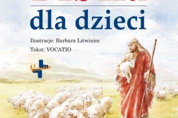 Ukraińsko-polska Biblia dla dzieci – książka Oficyny Wydawniczej VOCATIO