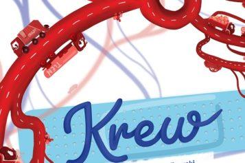 PREMIERA – KREW – książka dla dzieci w wieku: 7+ od Dwukropka