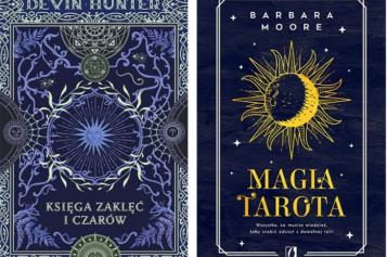 """Premiera książek """"Księga zaklęć i czarów"""" oraz """"Magia tarota"""""""