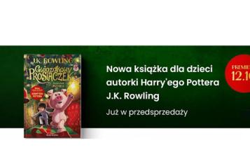 """J.K. ROWLING, """"GWIAZDKOWY PROSIACZEK"""""""