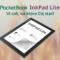 Nowy PocketBook InkPad Lite – wyjątkowo niska cena komfortowo dużego ekranu