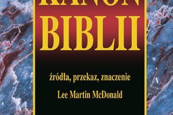 Kanon Biblii – nowość Oficyny Wydawniczej VOCATIO