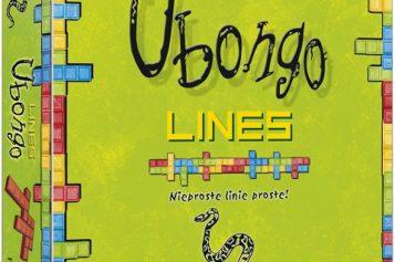 """Nieproste linie proste, czyli """"Ubongo Lines"""". Nowa odsłona kultowej gry!"""